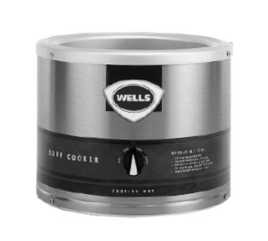 Wells Round Soup Cooker - LLSC-7