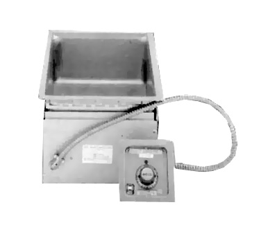 Wells Drop-In Food Warmer MOD-100TD/AF With Drain, Auto-Fill & Thermostatic Controls