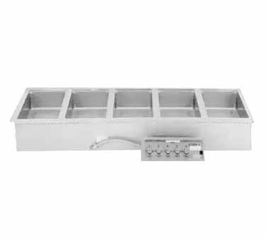 Wells Food Warmer top-mount(5) - MOD-527TDM