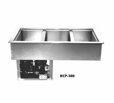 Wells Cold Food Unit 2-pan - RCP-200