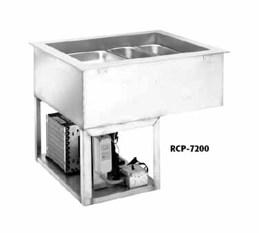 Wells Cold Food Unit 6-pan - RCP-7600