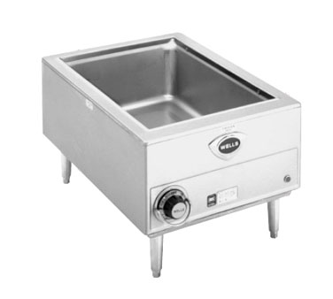 Wells Countertop Food Warmer SMPT