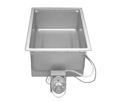 "Wells Food Warmer 12"" x 20"" pan - SS-206"