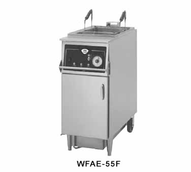 Wells Open Hi-Production Fryer w/Auto-Lift - WFAE-55F