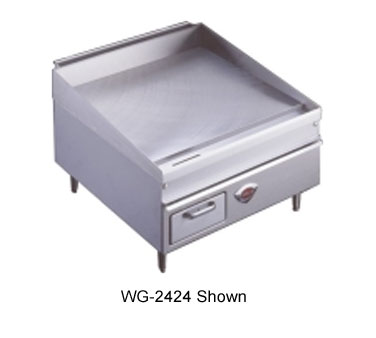 "Wells Griddle 36"" W. - WG-2436G"