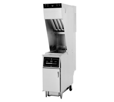 Wells VCS2000 Ventless Open Fryer with Auto-Lift - WVAE-55FS