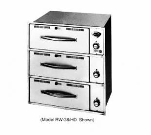 Wells Heavy Duty Food Warming Drawer Unit - RW-36HD