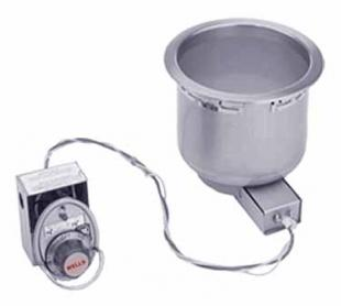 Wells Food Warmer 4 qt - SS-4