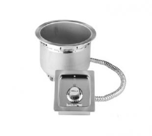 Wells Food Warmer 4 qt - SS-4TU