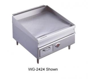 "Wells Griddle 24"" W. - WG-2424G"