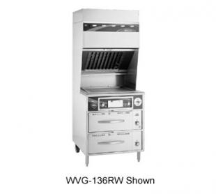 Wells VCS2000 Ventless Griddle - WVG-136