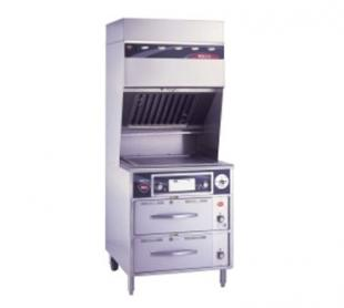 Wells VCS2000 Ventless Griddle - WVG-136RW