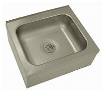 Stainless Steel 6 Inch Deep Mop Sink
