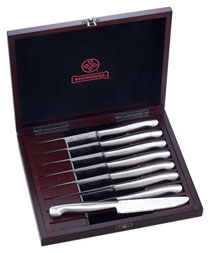 Future 5 Inch Steak Knife Set from Mundial