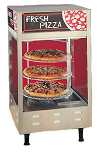 "NEMCO 12"" Pizza Display Case, Merchandiser 6450"