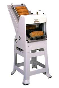 Oliver Gravity Feed Bread Slicer