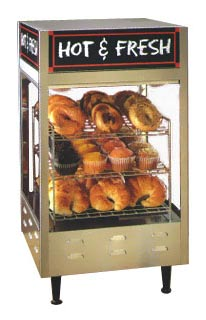 Nemco Heated Display Case 6454
