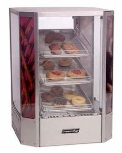 Vertical Heated Display Cabinet