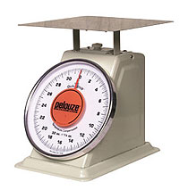 Pelouze Scale with Quick Stop, 2 lb. x 1/8 oz.