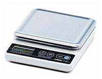 Pelouze Compact Digital Portion Scale with AC Adapter
