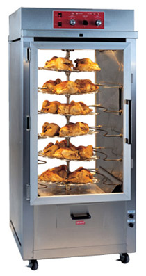 Super Systems Barbecue Machine from Piper