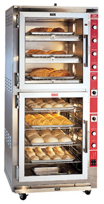 Oven/Proofer Combination from Piper Products