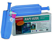 Rapi-Kool Cold Paddle, polycarbonate, 64 oz. capacity, NSF (pack of 2) - RCU642
