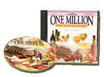 Easy Chef's One Million of the World's Best Recipe's CD-ROM