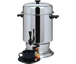 West Bend Stainless Steel Coffee Maker - 55 Cup