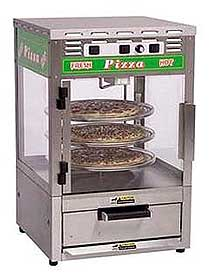 Round-Up Pizza Station