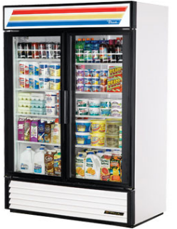 Glass Door Merchandiser Refrigerators And Freezers