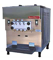 SaniServe Twist Soft Ice Cream Machine 501