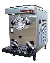 Sani Serv Model 407 Soft Serve Ice Cream Machine