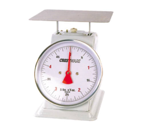 Portion Control Spring Scale, 1 lb. x 1/8 oz.