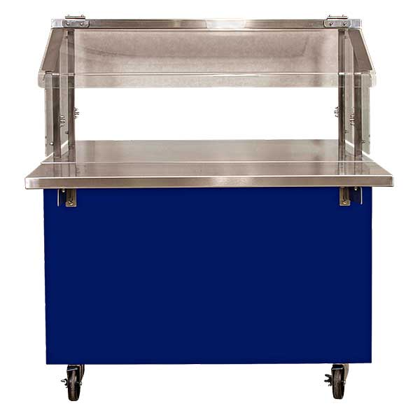 Hot Food Cafeteria Refrigerated Cold Table CTC-76