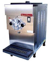 SaniServe Soft Serve Ice Cream / Yogurt Machine 408