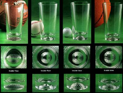 Sports Pub Glasses - Case of 2 Dozen