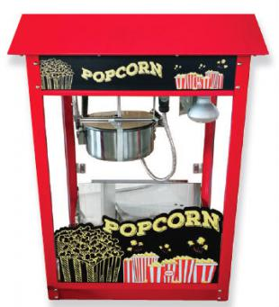 Adcraft PCM-8L Popcorn Machine, 30 Inch