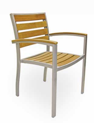 Florida Seating Chair AL-5602TK-SILV