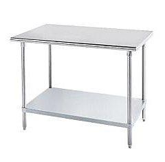 Advance Tabco Standard Stainless Steel Work Table