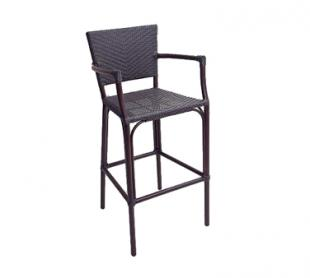 Florida Seating Bar Stool BRT-05 JAVA/WAL