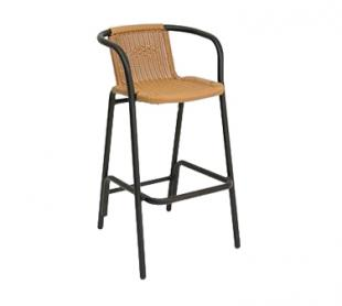 Florida Seating Bar Stool BW-51-BLACK