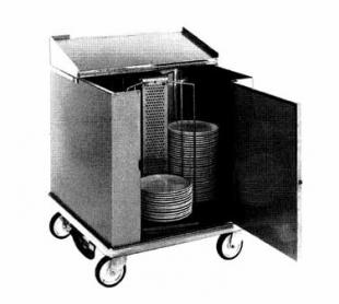 Carter-Hoffmann Dish Cart CD252