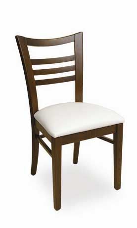 Florida Seating Chair CN-200S-GR1-WHITE-WAL