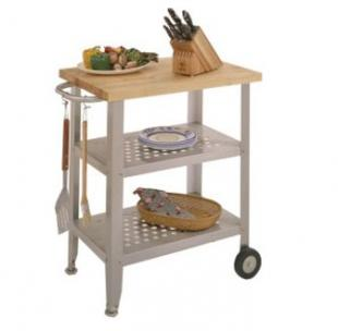 John Boos Butcher Block Unit CUCAV01