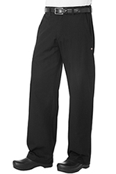 Black Professional Series Chef Pants
