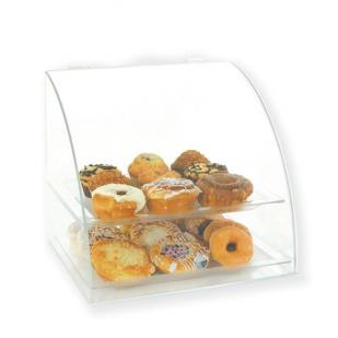 Goldleaf Two Tier Curved Front Bakery Display Case (Self-Serve)