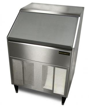 Kold-Draft Full Size Extra-Large Cube Undercounter Ice Machine With Bin, 200 Lbs. Production