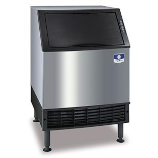 Manitowoc Ice Machine UY-0190A, Air Cooled, Half Dice With 80 Lb. Ice Bin
