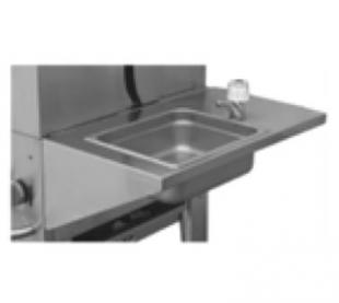 Crown Verity Removable Hand Sink RHS